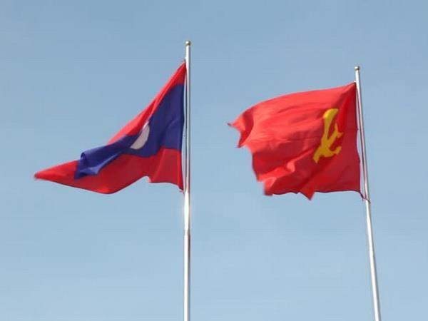 Điện mừng kỷ niệm 64 năm Ngày thành lập Đảng Nhân dân Cách mạng Lào