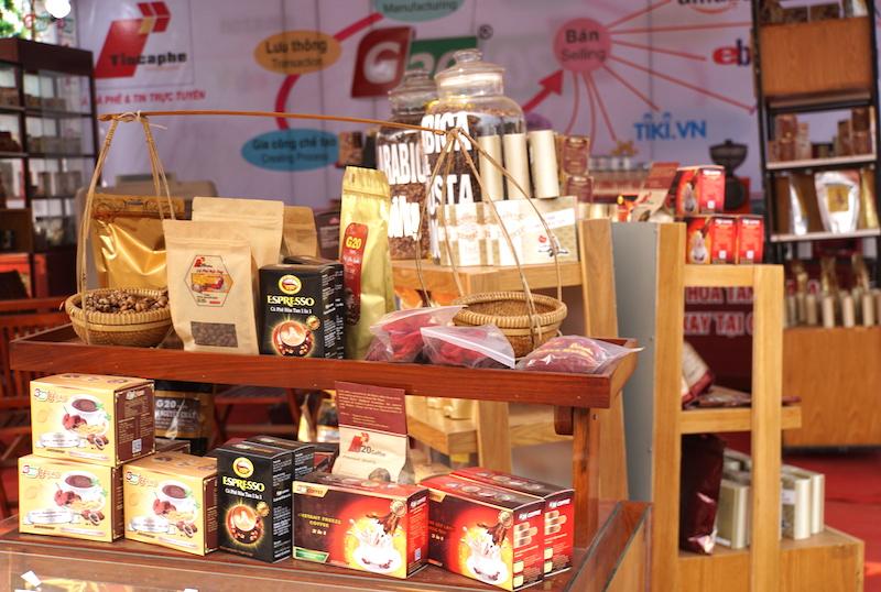 Hơn 20 vạn lượt người tham quan, giao dịch tại Hội chợ - Triển lãm chuyên ngành cà phê năm 2019
