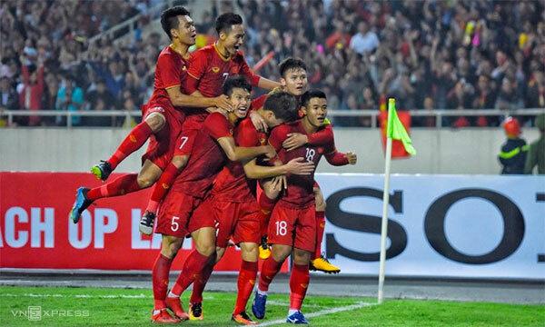Việt Nam hiên ngang tiến vào VCK U23 châu Á