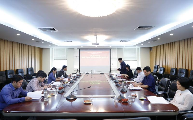 Khối thi đua số II Bộ Tài nguyên và Môi trường phát động phong trào thi đua năm 2019