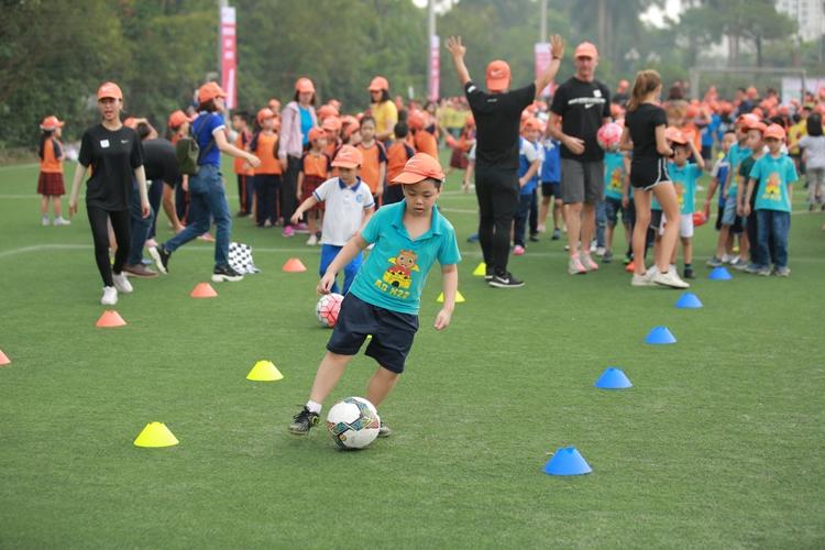 """Nhân rộng chương trình """"Năng động cùng thể thao"""", nâng cao thể chất cho học sinh tiểu học"""