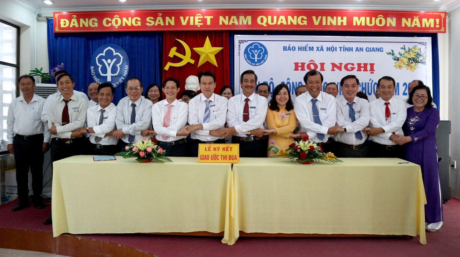 An Giang: Ban hành Kế hoạch thực hiện Nghị quyết số 28-NQ/TW về cải cách chính sách BHXH