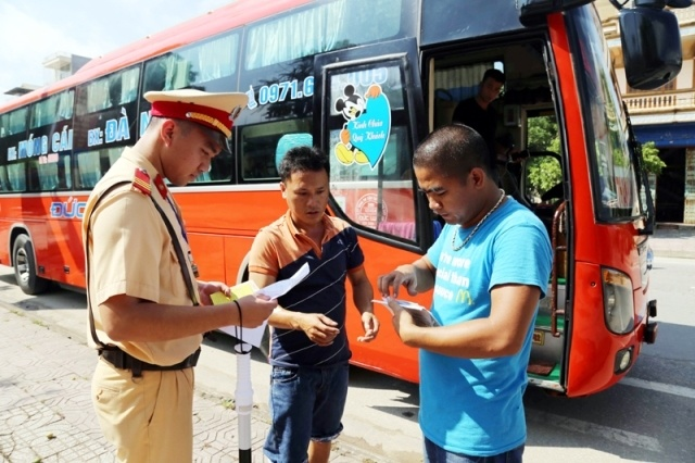 Thanh tra hoạt động đào tạo, cấp giấy phép lái xe