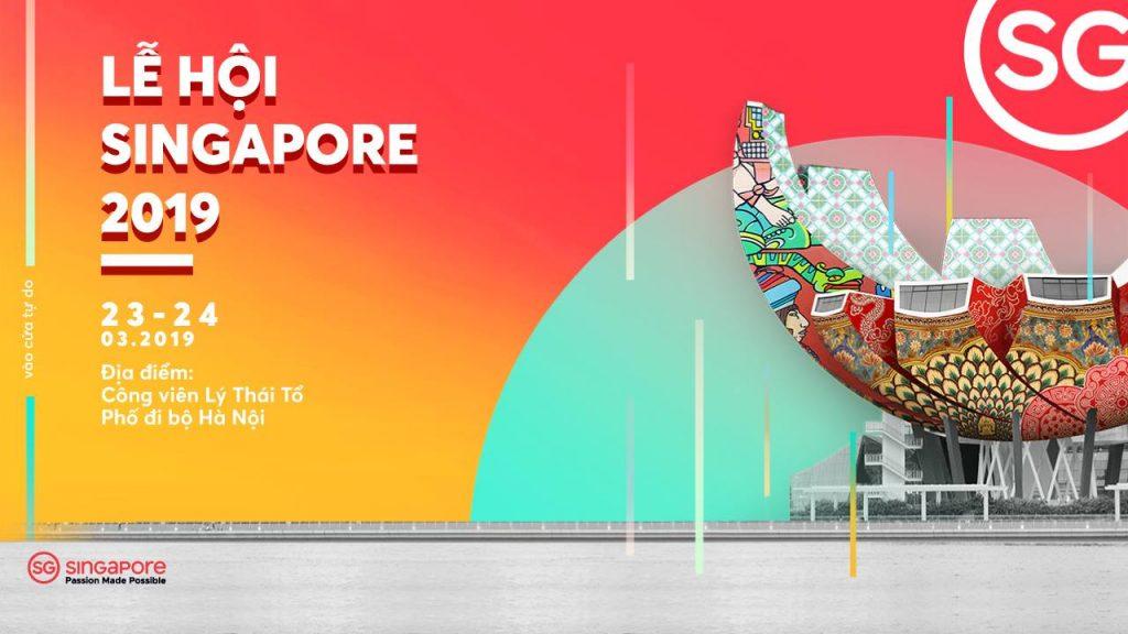 Lần đầu tiên tổ chức Lễ hội Singapore tại Việt Nam