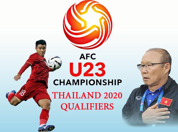 [Infographic] Hành trình đến vòng chung kết U23 châu Á 2020 của U23 Việt Nam