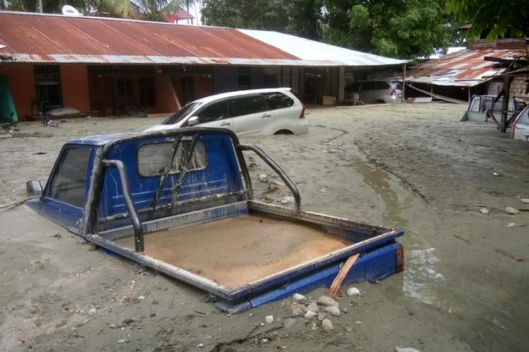 Thương vong gia tăng trong thảm họa lũ quét ở Indonesia