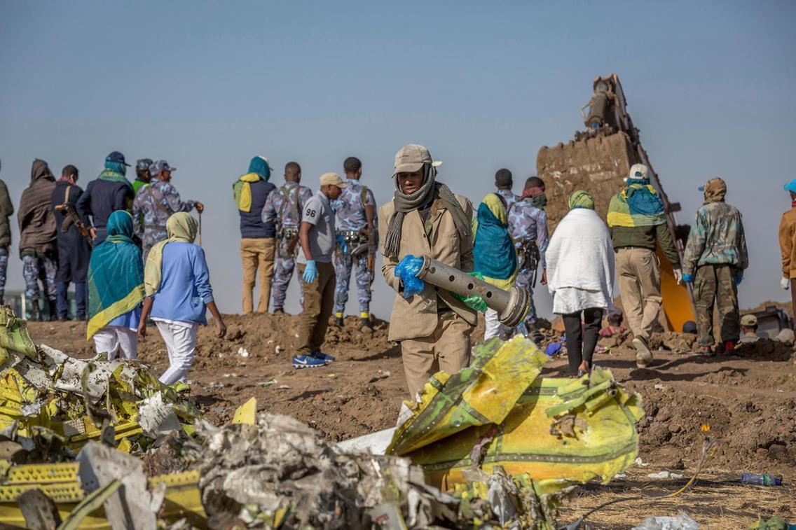 Thế giới tuần qua: Tai nạn máy bay thảm khốc tại Ethiopia