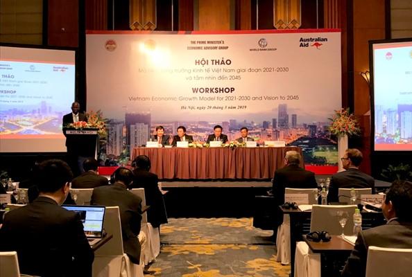 Mô hình tăng trưởng kinh tế Việt Nam giai đoạn 2021-2030 và tầm nhìn đến 2045