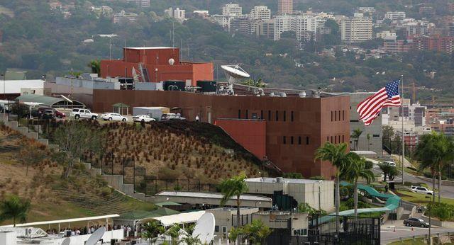 Venezuela yêu cầu phái đoàn ngoại giao Mỹ về nước