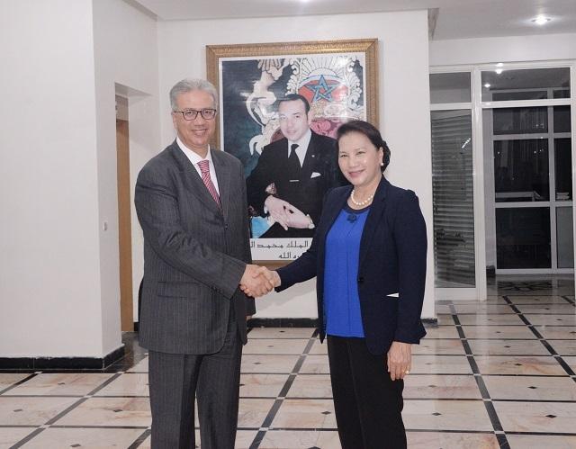 Thúc đẩy hợp tác Việt Nam - Maroc