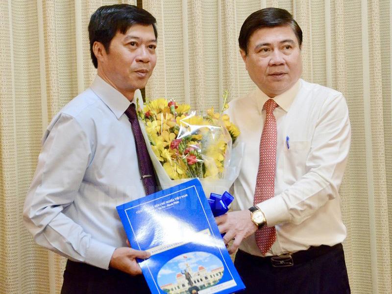 TP. Hồ Chí Minh hợp nhất Văn phòng Đoàn đại biểu Quốc hội và Văn phòng HĐND