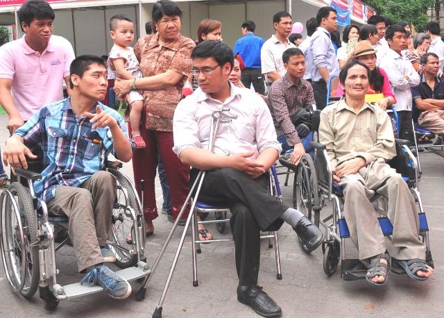 Hà Nội đảm bảo 100% người khuyết tật có khó khăn về tài chính được trợ giúp pháp lý