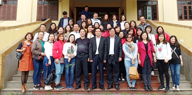 Công đoàn BTGTW tổ chức các hoạt động thiết thực chào mừng Quốc tế phụ nữ 8-3