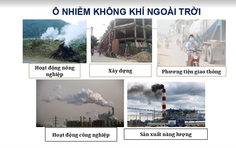 Hoa Kỳ sẵn sàng hỗ trợ Việt Nam đảm bảo chất lượng không khí