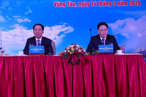 PVN tổ chức hội nghị thăm dò, khai thác dầu khí 2019