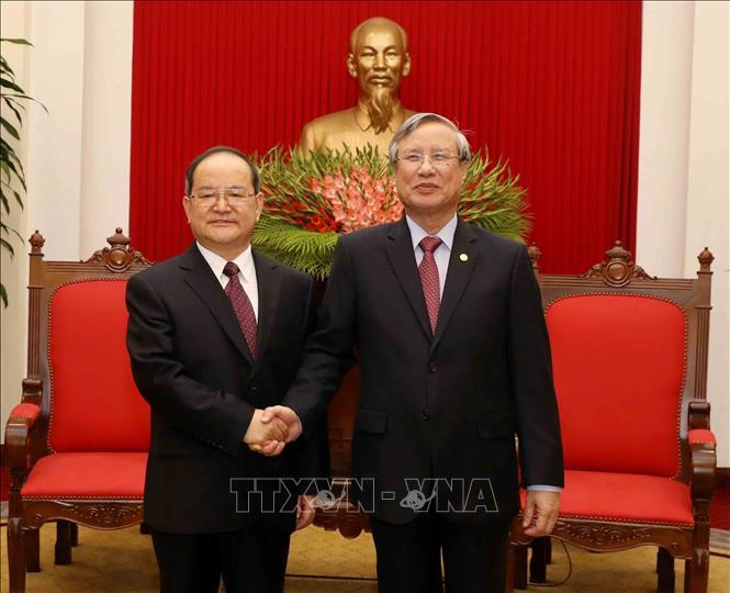 Quảng Tây (Trung Quốc) coi trọng việc tăng cường quan hệ với Việt Nam