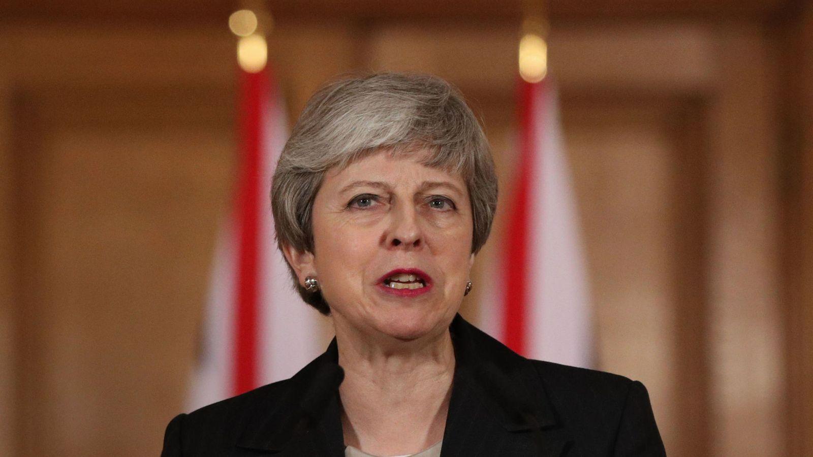 Anh đề nghị EU gia hạn tiến trình Brexit tới ngày 30/6