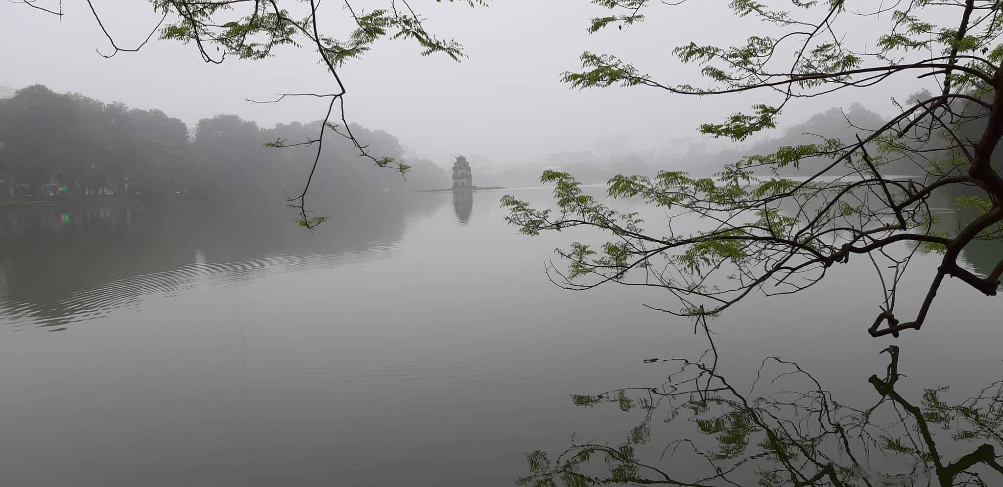 Hiện tượng sương mù, mưa phùn sẽ chấm dứt từ ngày 20/3