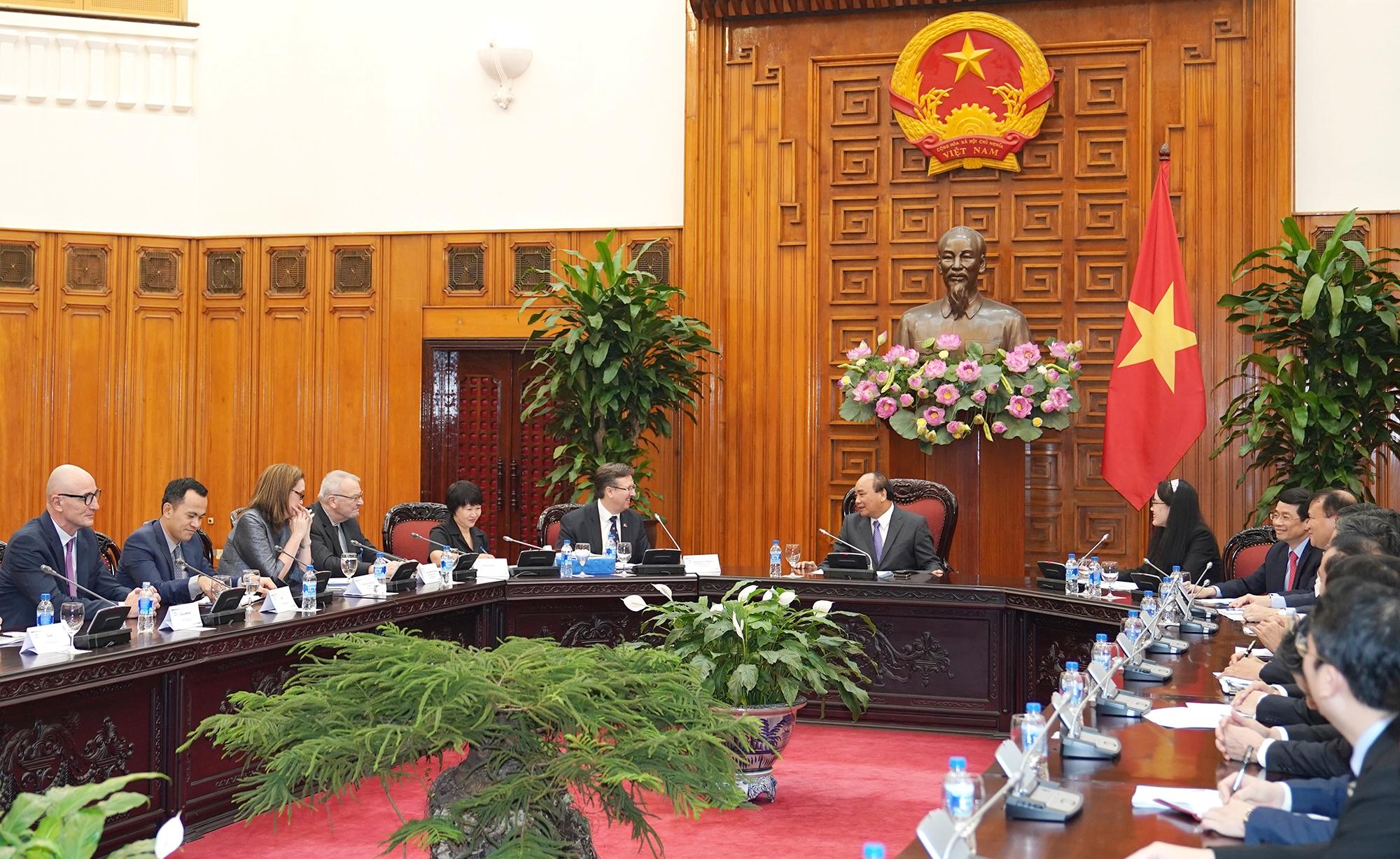 Việt Nam luôn tạo điều kiện cho các doanh nghiệp Hoa Kỳ làm ăn thuận lợi