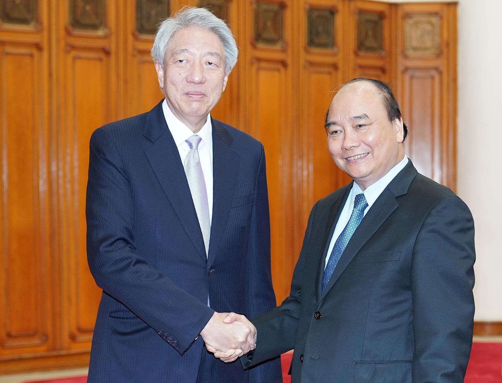 Đẩy mạnh hợp tác về đổi mới sáng tạo Việt Nam - Singapore