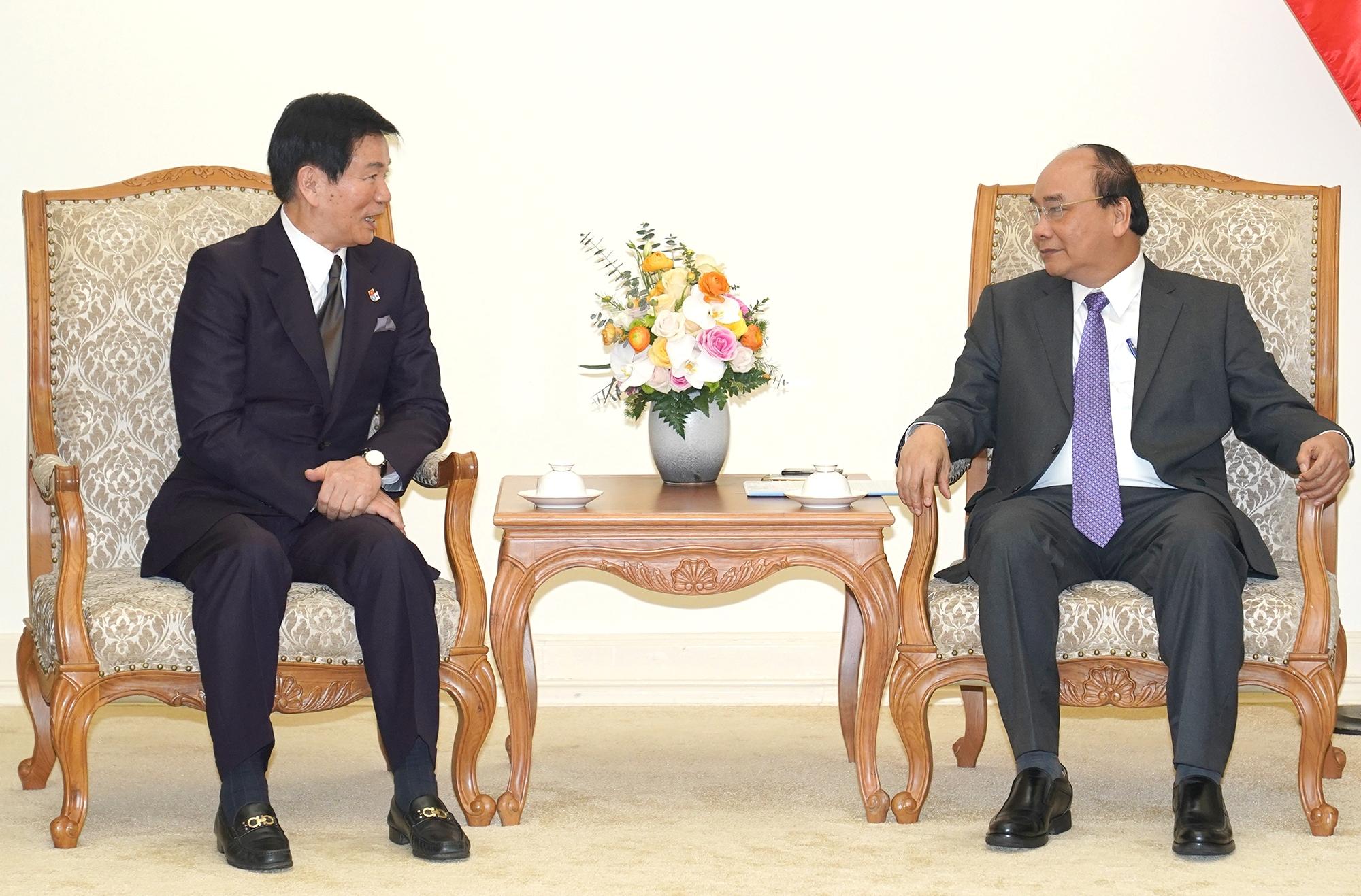 Quan hệ Việt Nam - Nhật Bản phát triển mạnh mẽ và toàn diện