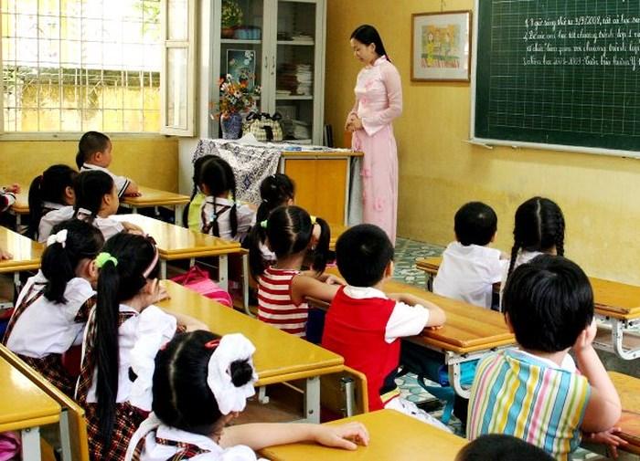 Hà Nội nghiêm cấm tuyển chọn học sinh tham gia tiết dự thi giáo viên dạy giỏi