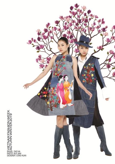 Tuần lễ thời trang Việt Nam Thu Đông 2019