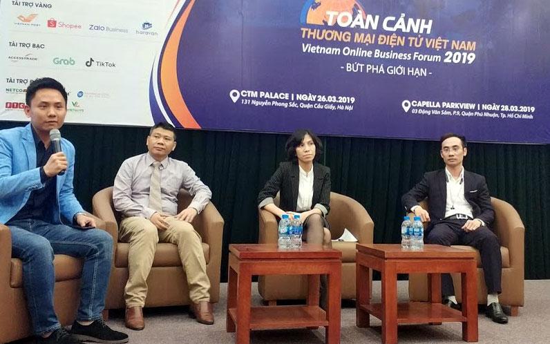 Thương mại điện tử và kinh tế số Việt Nam tìm hướng bứt phá