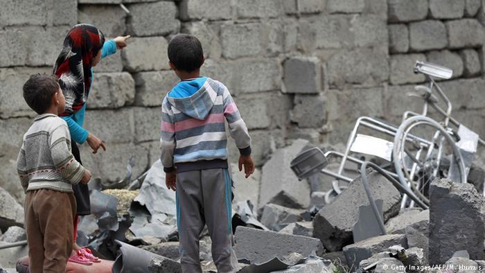 Trẻ em Yemen phải gánh chịu hậu quả nặng nề từ xung đột