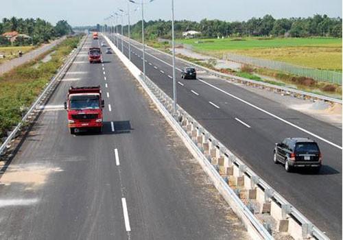 Đẩy nhanh tiến độ Dự án cao tốc Trung Lương - Mỹ Thuận