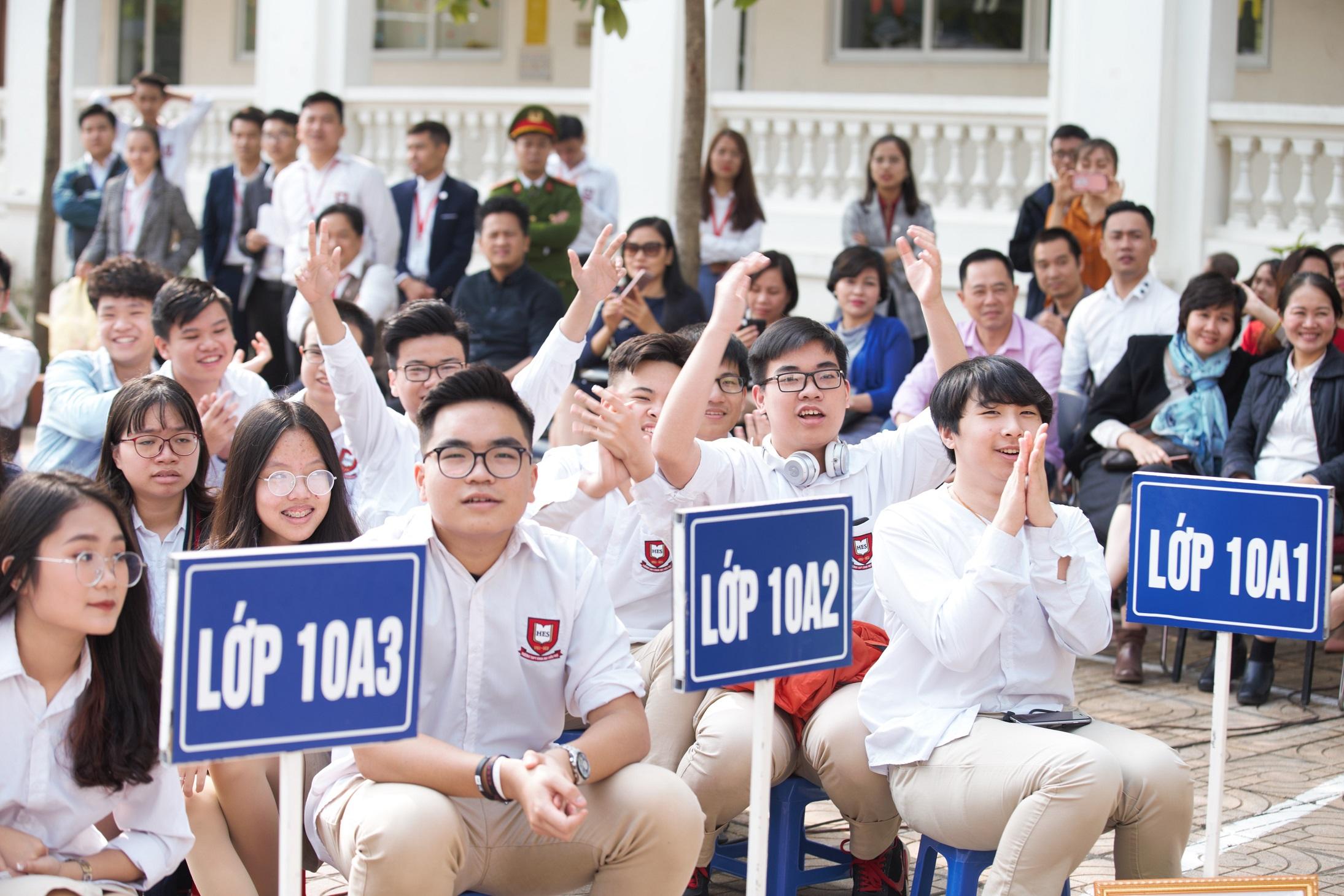Trường THPT Khoa học Giáo dục tuyển 400 chỉ tiêu lớp 10 năm học 2019-2020