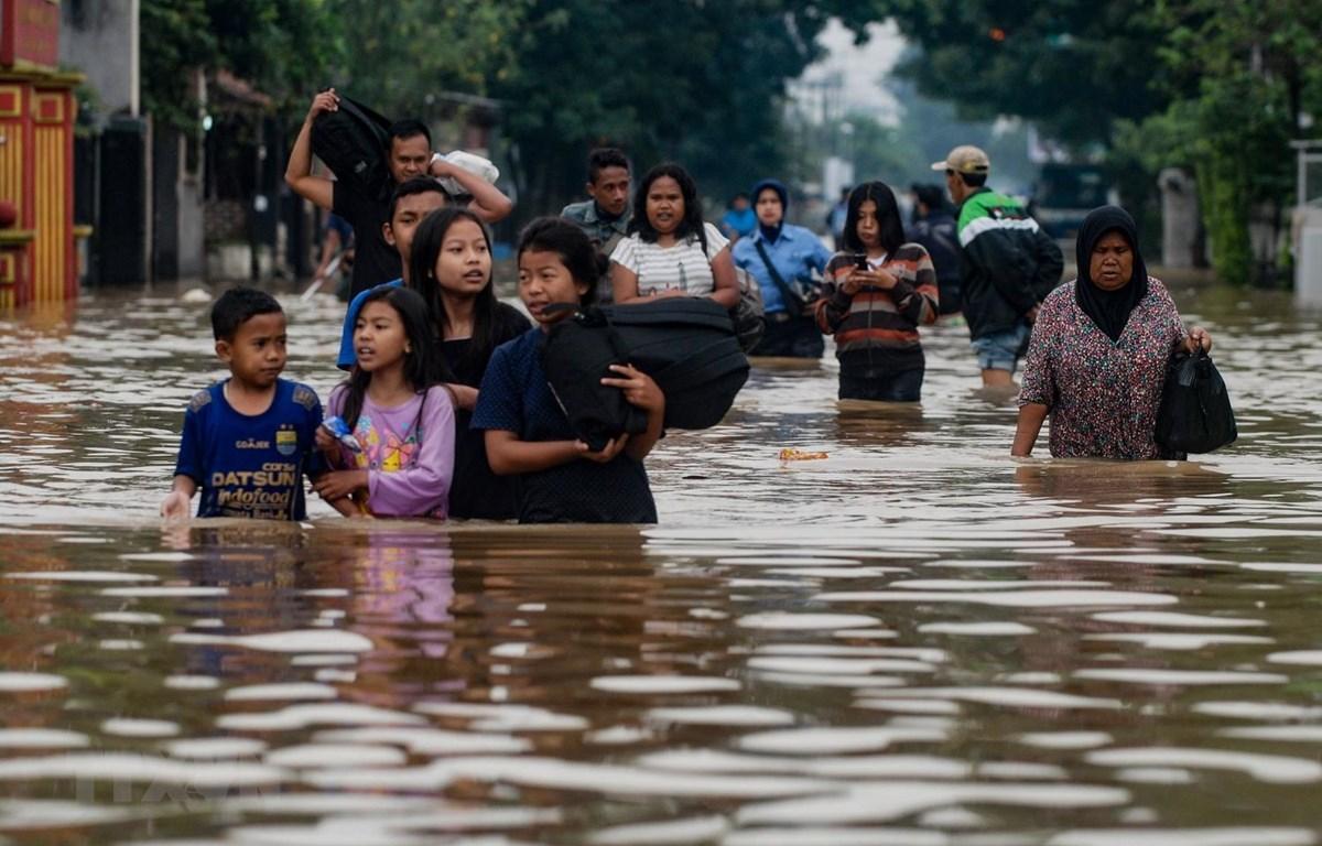 Indonesia: hơn 40 người thiệt mạng do lũ quét  