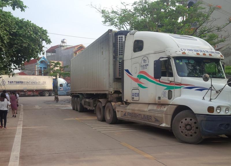 Chất lượng dịch vụ vận tải tiếp tục được cải thiện