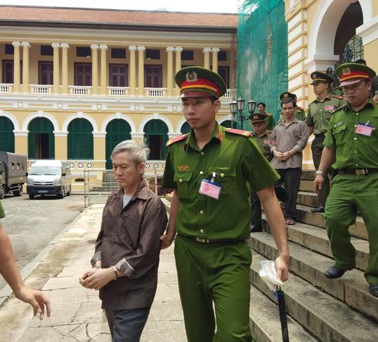 """Y án sơ thẩm đối với 5 bị cáo là thành viên của tổ chức """"Liên minh dân tộc Việt Nam"""""""