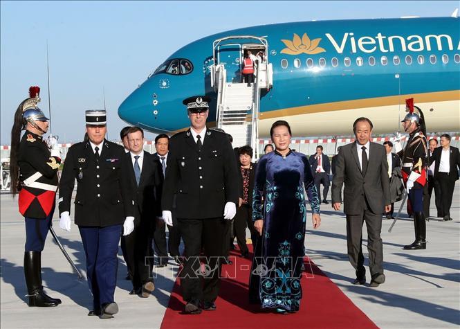 Dấu mốc mới trong hợp tác Quốc hội Việt Nam - Nghị viện Cộng hòa Pháp
