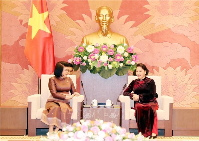 Nâng cao hiệu quả hợp tác Quốc hội Việt Nam - Campuchia