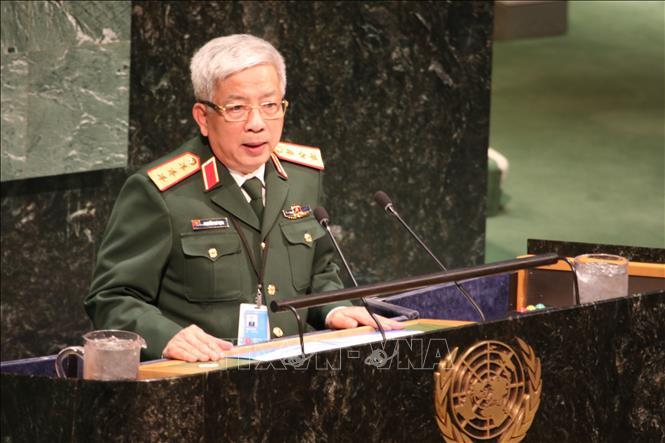 Việt Nam tái khẳng định cam kết tham gia tích cực các hoạt động vì hòa bình