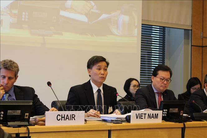 Việt Nam chia sẻ những thành tựu trong bảo vệ, thúc đẩy quyền dân sự và chính trị