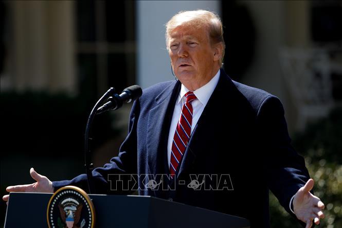 """Tổng thống Mỹ: Thời gian tồn tại của IS tại Syria tính """"bằng giờ"""""""