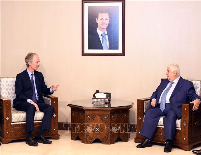 Syria đề cao chủ quyền trong giải pháp chính trị chấm dứt xung đột