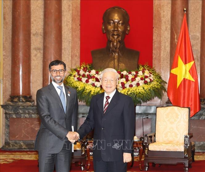 Tăng cường quan hệ hợp tác nhiều mặt giữa Việt Nam và UAE