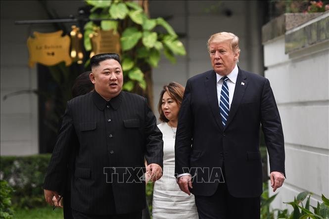 Tổng thống Mỹ khẳng định mối quan hệ với nhà lãnh đạo Triều Tiên vẫn tốt đẹp