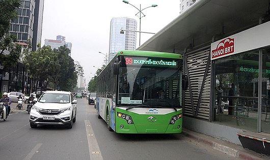 Hà Nội cần có một mạng lưới giao thông công cộng tích hợp