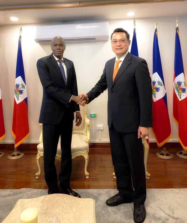 Thúc đẩy hơn nữa quan hệ hợp tác Việt Nam – Haiti