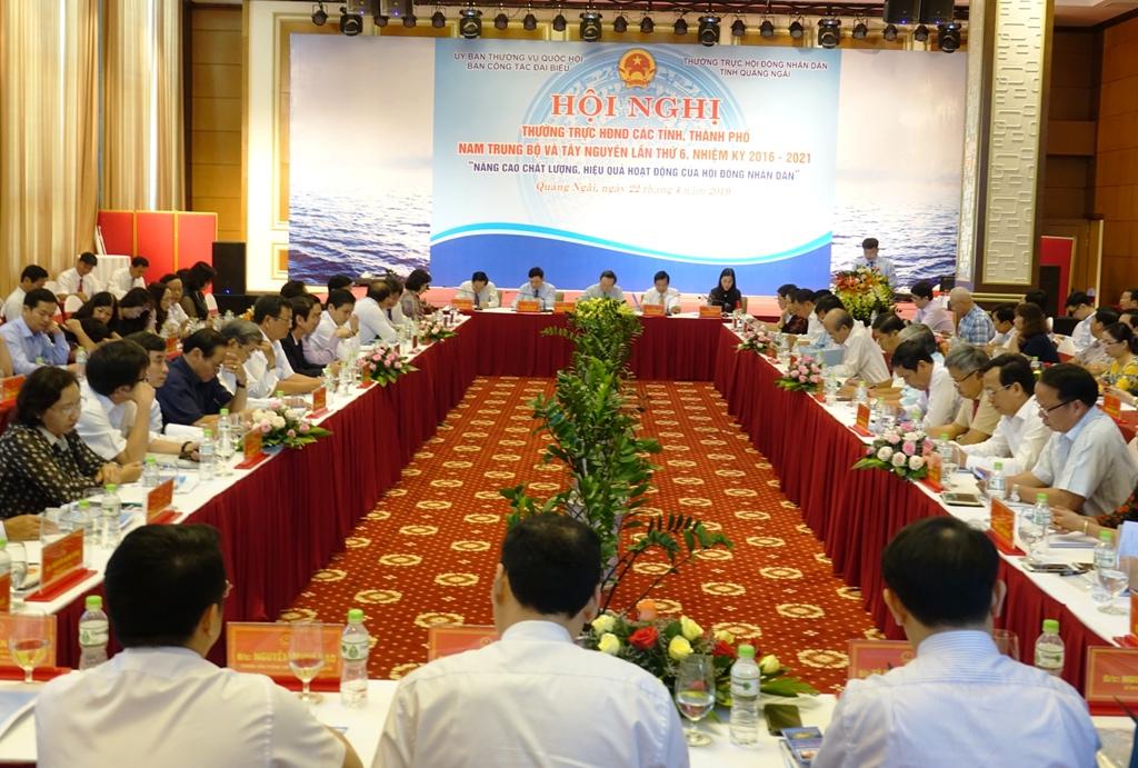 Nâng cao chất lượng, hiệu quả hoạt động của Hội đồng nhân dân