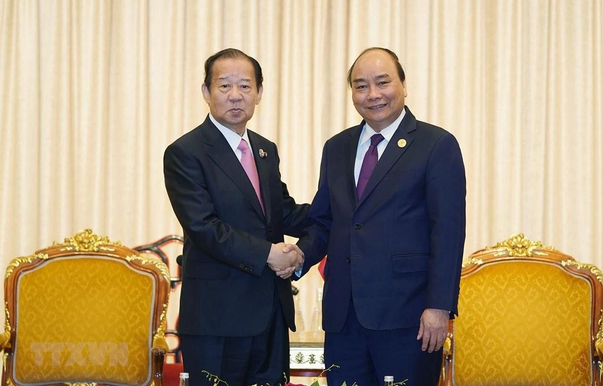Quan hệ Việt Nam - Nhật Bản ngày càng gắn bó chặt chẽ