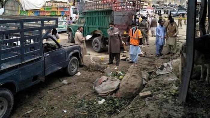 IS nhận trách nhiệm vụ tấn công tại Pakistan