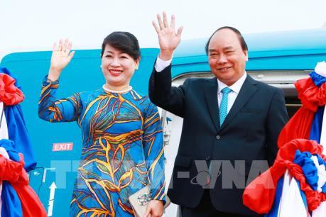 Thủ tướng Nguyễn Xuân Phúc sẽ thăm chính thức Ru-ma-ni và CH Séc