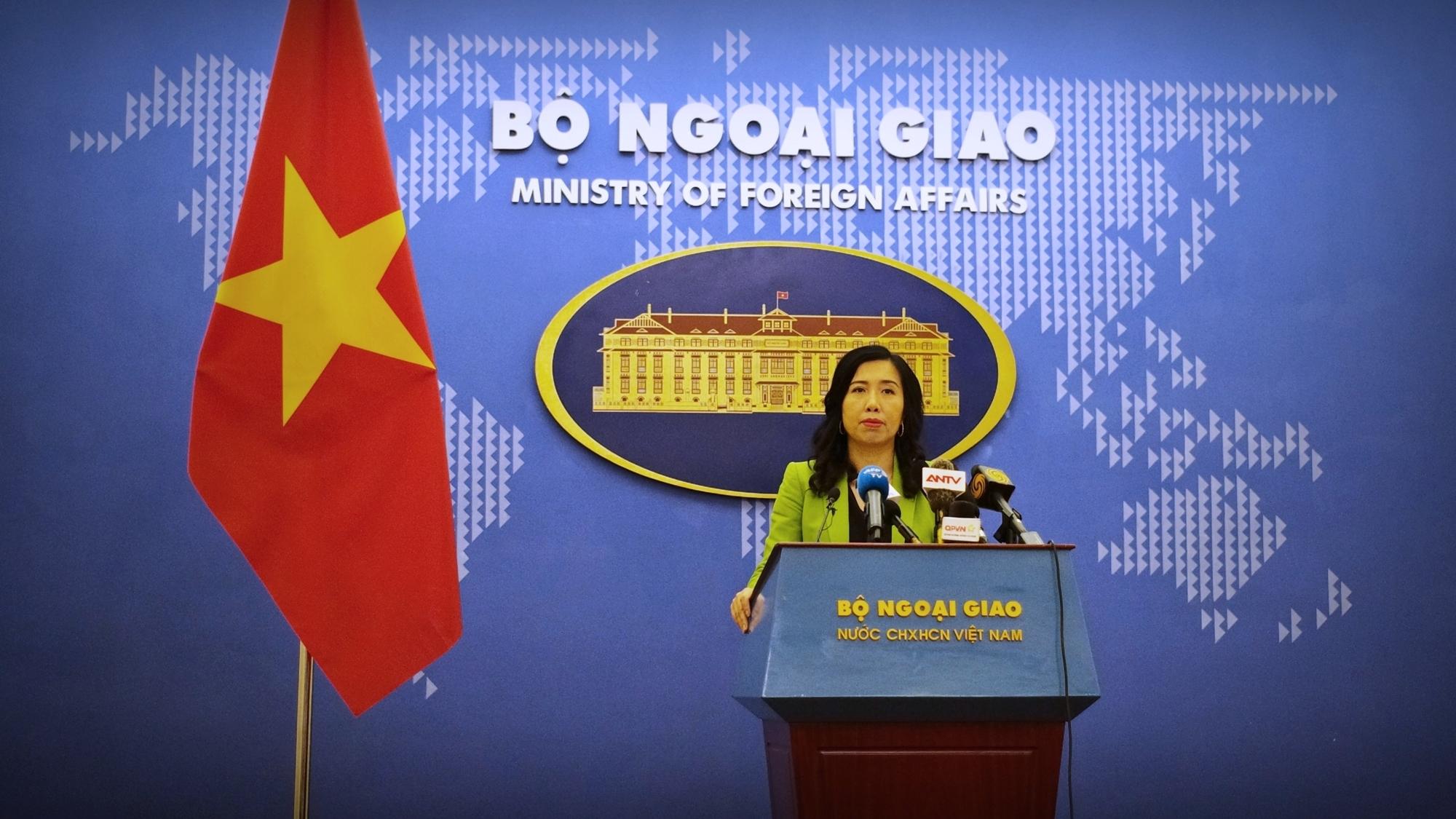 Việt Nam mong muốn Hoa Kỳ và Cuba duy trì đối thoại