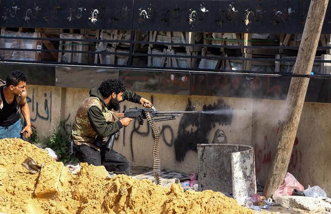 Liên hợp quốc và EU kêu gọi khẩn cấp chấm dứt chiến sự tại Libya